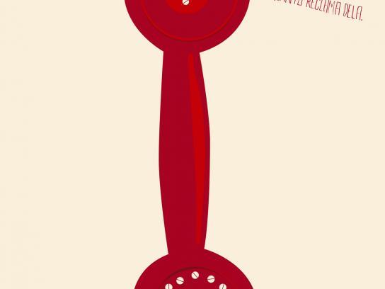 180 Report Call Print Ad -  Phone