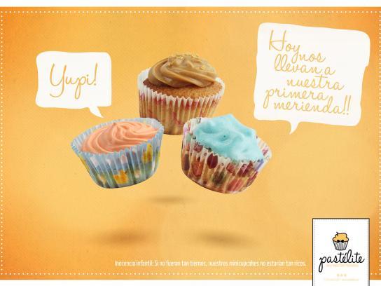 Pastélite Print Ad -  Very Important Pastelitos, 1