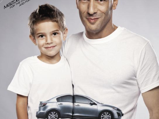 Mazda Print Ad -  Children, 1