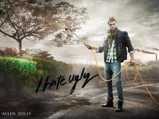 Allen Solly Print Ad -  Hose