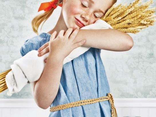 Chef Boyardee Print Ad -  Wheat Girl