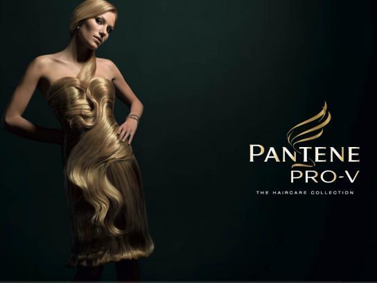 Pantene Print Ad -  Blonde