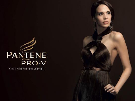 Pantene Print Ad -  Brunette