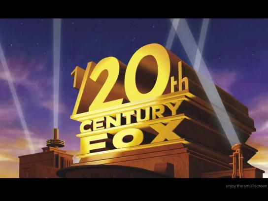 Samsung Print Ad -  20th Century Fox