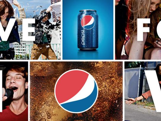 Pepsi Outdoor Ad -  Live For Now, 3