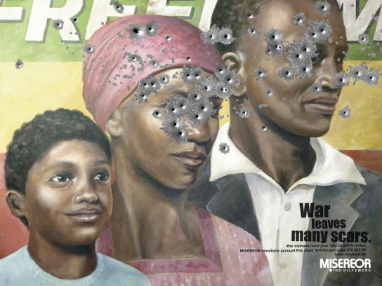 War orphans, Somalia