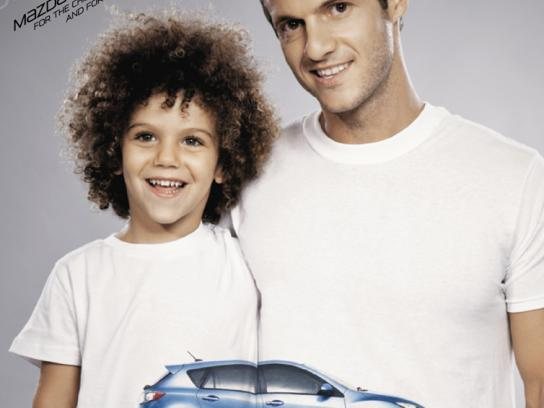 Mazda Print Ad -  Children, 2