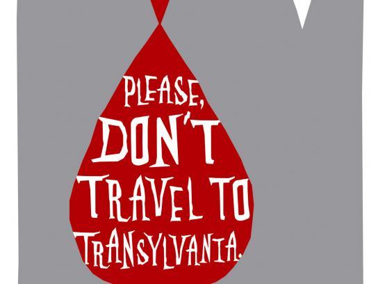 Santa Casa Print Ad -  Transylvania