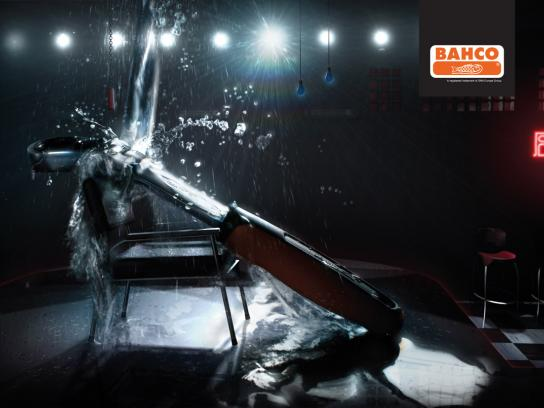 Bahco Print Ad -  Flashdance