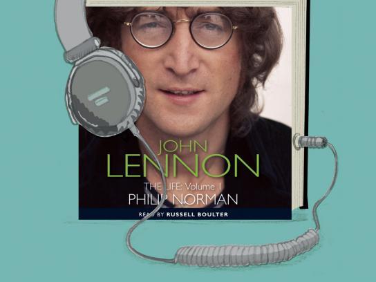Guardian Print Ad -  Lennon