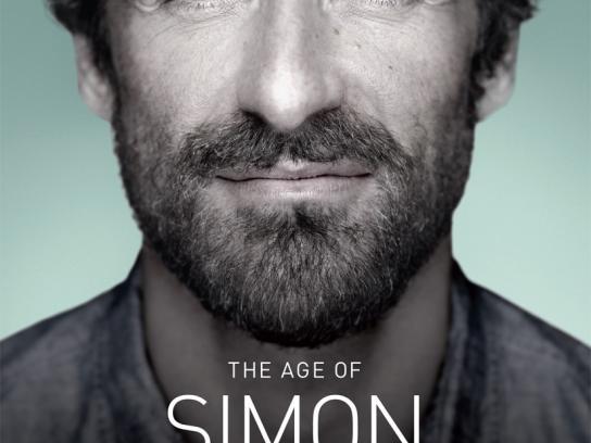 Manpower Print Ad -  Simon