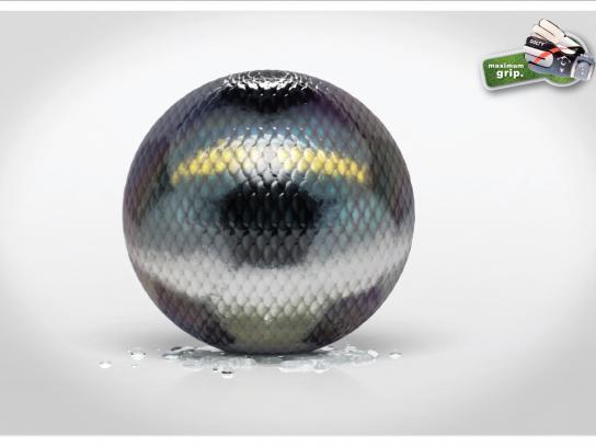Golty Print Ad -  Snake