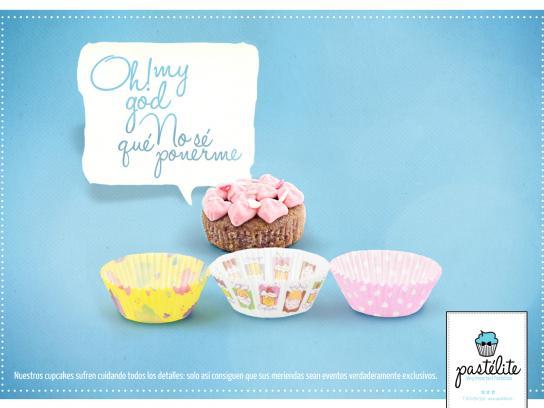 Pastélite Print Ad -  Very Important Pastelitos, 3