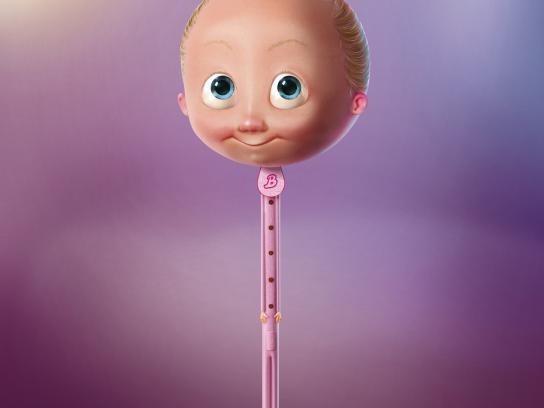 BaBoom Print Ad -  Baby