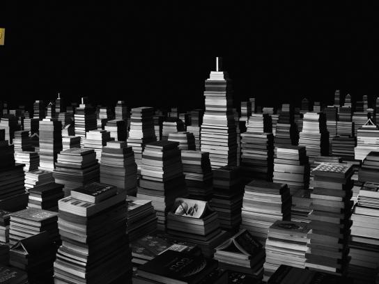 3M Print Ad -  City
