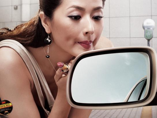 3M Print Ad -  Makeup