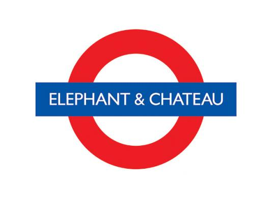 British Airways Print Ad -  Elephant