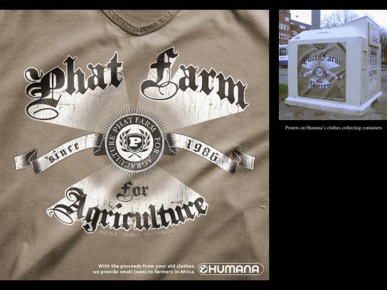 Humana Outdoor Ad -  Phat Farm
