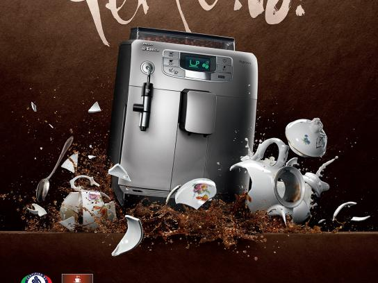 Philips Print Ad -  Perfetto!