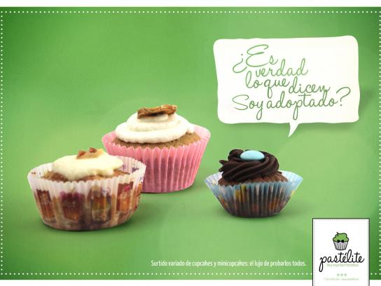 Pastélite Print Ad -  Very Important Pastelitos, 4