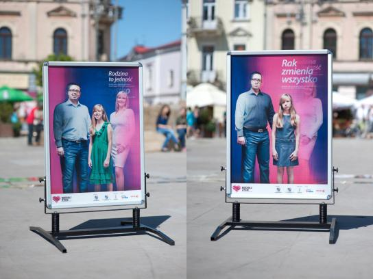 Swietokrzyskie Outdoor Ad -  Love Your Life