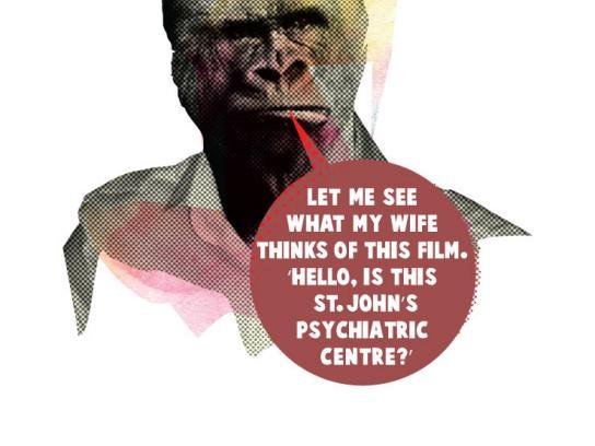 Thinkpot Print Ad -  Gorilla