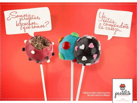 Pastélite Print Ad -  Very Important Pastelitos, 5