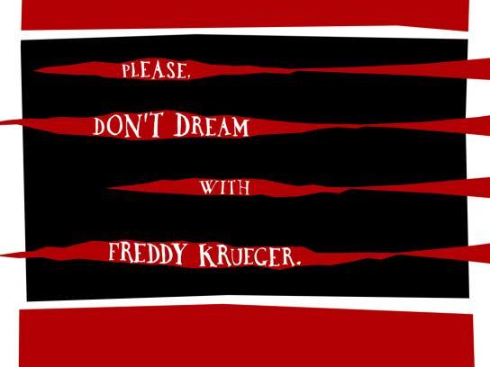 Santa Casa Print Ad -  Freddy
