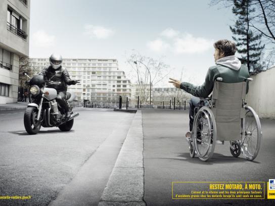 Stay a biker
