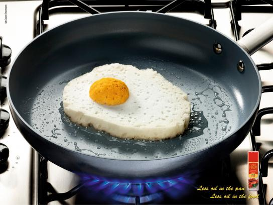 PAM Print Ad -  Egg