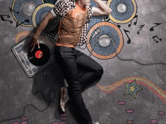 Allen Solly Print Ad -  DJ