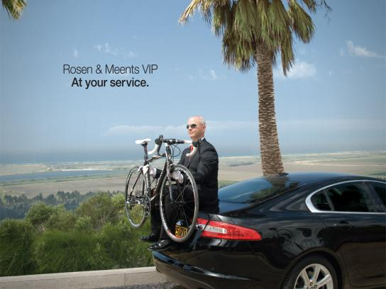 Rosen & Meents Print Ad -  At your service, 2