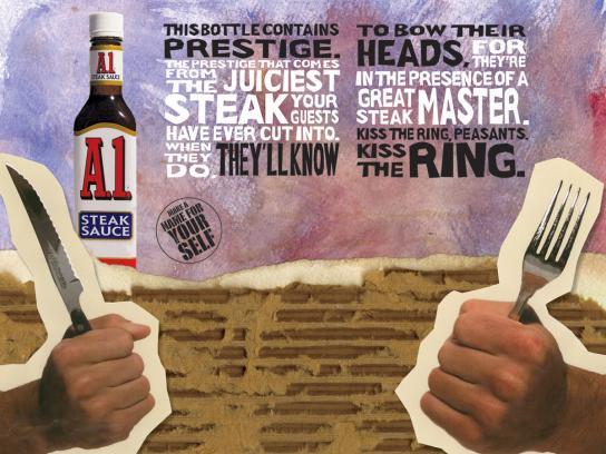 A1 Print Ad -  Prestige