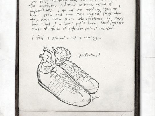 Adidas Print Ad -  All Day I Dream About Sneakers, 2