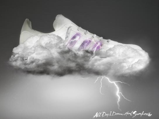 Adidas Outdoor Ad -  All Day I Dream About Sneakers, Cloud