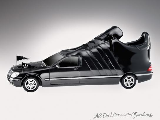 Adidas Outdoor Ad -  All Day I Dream About Sneakers, Limo