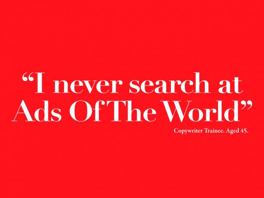 Ads of the World Print Ad -  Red