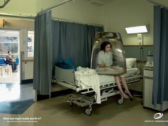 Alac Print Ad -  Hospital