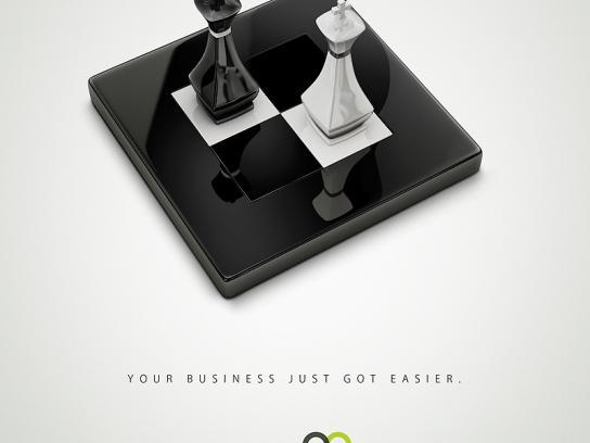 MultiArmazéns Print Ad -  Chess