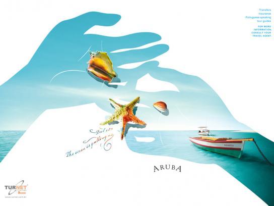 Turnet Print Ad -  Aruba, 3