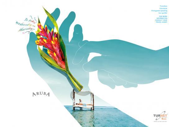 Turnet Print Ad -  Aruba, 4
