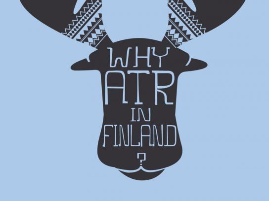 ATR Print Ad -  Finland