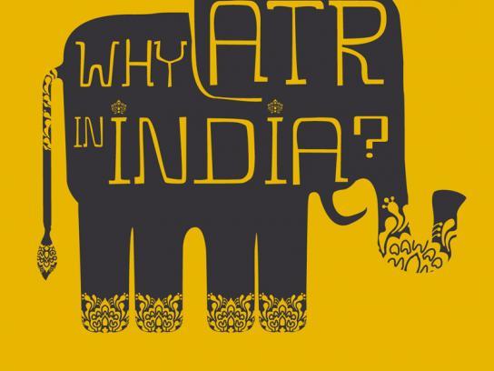 ATR Print Ad -  India