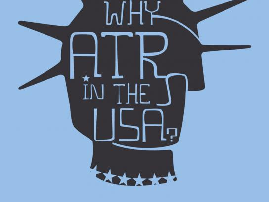 ATR Print Ad -  New York