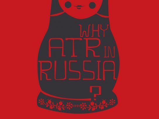 ATR Print Ad -  Russia