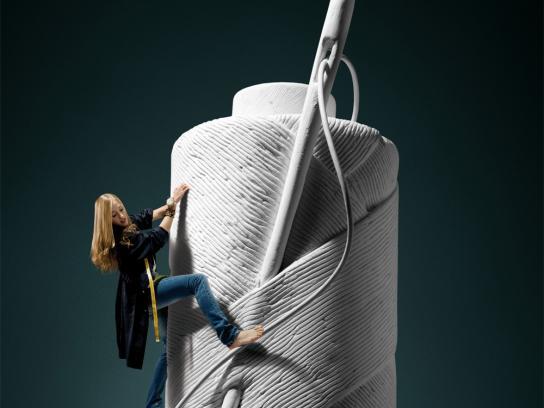 Accademia Teatro alla Scala Print Ad -  The climb, Tailor