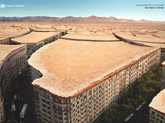 Agbar Print Ad -  Desert