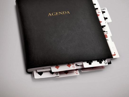 MSSS Print Ad -  Agenda