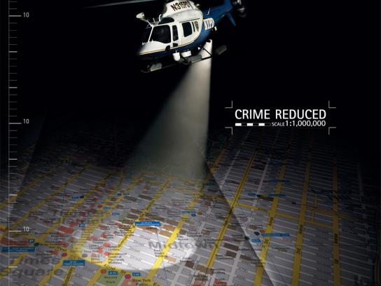 Agusta Westland Print Ad -  Crime