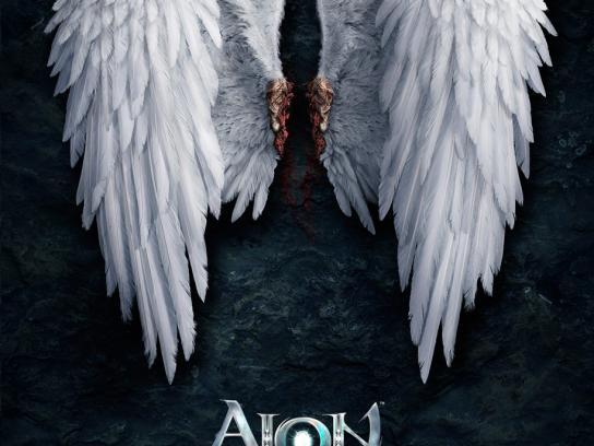 NCsoft Print Ad -  Wings
